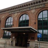 Photo taken at Poughkeepsie Station - Metro North & Amtrak by Karen D. on 9/3/2012