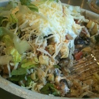 Photo taken at Chipotle Mexican Grill by Alvid G. on 12/21/2011