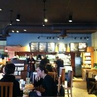 Photo taken at Starbucks by Ryan M. on 1/25/2012