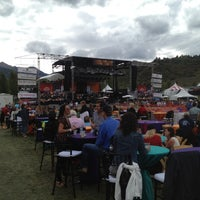 Photo taken at JazzAspen Labor Day Music Festival 2011 by Tapio N. on 9/2/2012