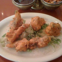 Photo taken at Coriander Indian Grill by Ying Yi D. on 6/30/2011