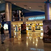 Photo taken at Cinépolis by Luis A. on 3/30/2012