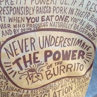 Photo taken at Chipotle Mexican Grill by Carrie P. on 12/1/2011