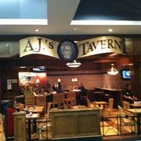 Photo taken at A.J.'s Tavern by Douglas C. on 1/25/2012