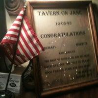 Photo taken at Tavern on Jane by Patty M. on 12/5/2011