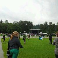 Photo taken at Deer Lake Park by Lavinia C. on 7/21/2012
