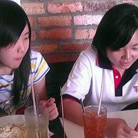 Photo taken at The V Café by Yivon L. on 10/9/2011