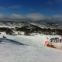 Photo taken at Perisher by Angelique T. on 7/22/2012