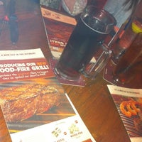 Photo taken at Outback Steakhouse by Chris H. on 10/23/2011