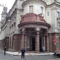 Foto tirada no(a) Museu do Café - Edifício da Bolsa Oficial de Café por Rogerio n. em 9/7/2012