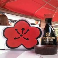Photo taken at Ikura Sushi-Bar by Erika Z. on 8/25/2012