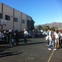 Photo taken at First Evangelical Church by Kimberly C. on 12/28/2011