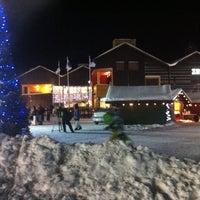 Photo taken at Levi Ski Resort by Katya K. on 12/27/2011