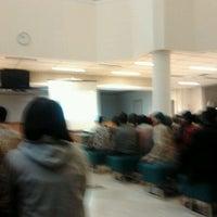 Photo taken at Bank BNI Sukabumi by Irfan Z. on 12/30/2011
