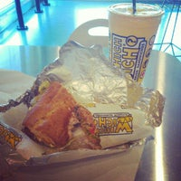 Photo taken at Which Wich? Superior Sandwiches by Timmy C. on 6/27/2012