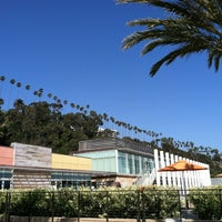 Photo taken at Annenberg Community Beach House by Scott P. on 6/9/2012