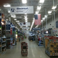 Photo taken at Lowe's Home Improvement by Sam S. on 3/30/2011