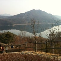 Photo taken at 문의문화재단지 by Son S. on 3/1/2012