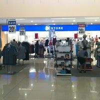 Photo taken at SM Department Store by Mel S. on 3/18/2012