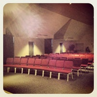 Photo taken at Christ United Methodist Church Statesville by Lee Y. on 7/22/2012