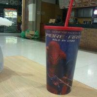 Photo taken at Cinemark by samrio D. on 7/4/2012