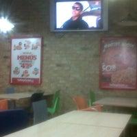 Photo taken at Telepizza HQ by Thiago B. on 3/16/2012