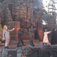 Photo taken at Beetlejuice's Graveyard MashUp by Yolee B. on 4/1/2012