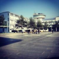 Photo taken at Deutsche Telekom Campus by Michael W. on 3/21/2012