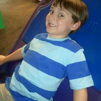Photo taken at Chuck E. Cheese's by Nicole J. on 6/8/2012