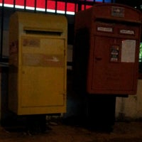 Photo taken at Post Office Klang by Samuel T. on 6/13/2012