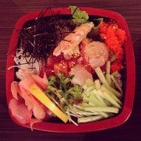 Photo taken at Mio Sushi by Joseph S. on 2/22/2012