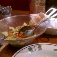 Photo taken at Olive Garden by Tracey N. on 7/24/2012