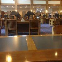 Photo taken at Biblioteca by Christopher O. on 4/3/2012