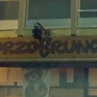 Photo taken at Orzo Bruno by Mattia S. on 5/11/2012