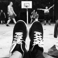 Photo taken at Pertama Basketball Court by Keat L. on 6/25/2012
