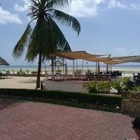 Photo taken at Kunduchi Beach Hotel & Resort by Andrea S. on 8/1/2012