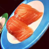 Photo taken at Heiroku Sushi by Prin R. on 8/17/2012