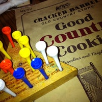 Photo taken at Cracker Barrel Old Country Store by Lisa D. on 2/21/2012