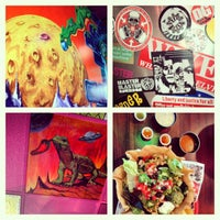 Photo taken at Tijuana Flats by BLiZY A. on 9/11/2012