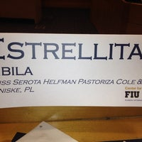 Photo taken at FIU - Management & Advanced Research Center (MARC) by @EstrellaSibila on 8/9/2012