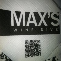 Photo taken at MAX's Wine Dive Austin by Heather O. on 8/14/2012