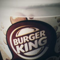 Photo taken at Burger King by Paolo P. on 6/9/2012