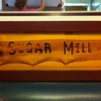 Photo taken at Sugar Mill by Ernest F. on 4/29/2012
