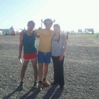 Photo taken at Warrior Dash Arizona by Nando V. on 4/28/2012
