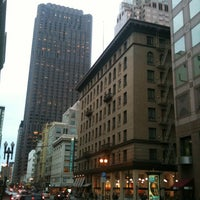 Photo taken at Galleria Park Hotel by Mitch M. on 3/30/2012
