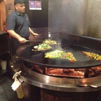 Photo taken at The Mongolian Barbeque by X X. on 3/9/2012
