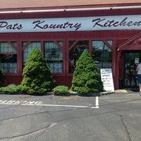 Photo taken at Pat's Kountry Kitchen by Mickey H. on 7/14/2012