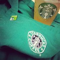 Photo taken at Starbucks by Heather W. on 4/21/2012