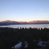 Photo taken at Harveys Lake Tahoe Resort & Casino by Dave on 9/8/2012