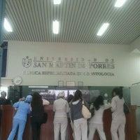 Photo taken at Facultad de Odontología - USMP by Ruben Giancarlo Z. on 10/19/2011